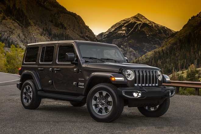 jeep wrangler unlimited 2018