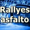 Anuncios coches de rallyes de asfalto