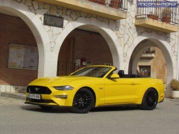 Ford Mustang Convertible 5.0 V8, fotos al detalle