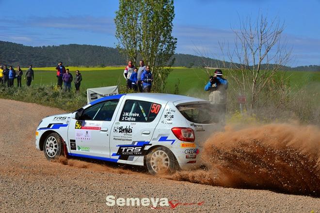 CERT Rallye Navarra Freire