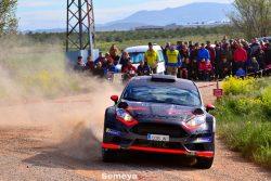 CERT Rallye Navarra Pons