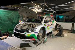 rallye argentina asistencia guerra RaceSeven 2019