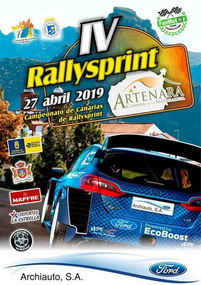 rs artenara 2019 cartel