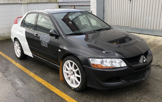 Se vende Mitsubishi EVO