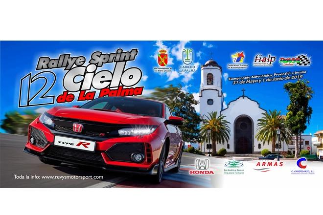 RS Cielo de La Palma 2019 - Photocall