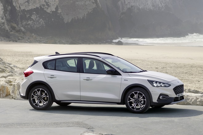 ford focus active 2019 ficha