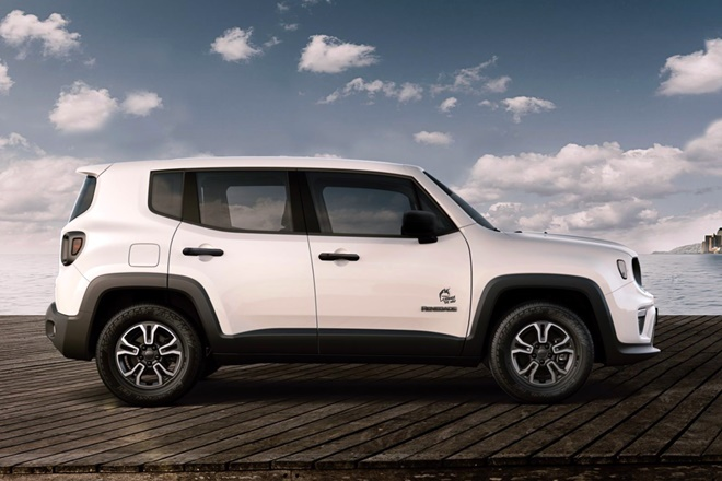 jeep Renegade CTW 2019