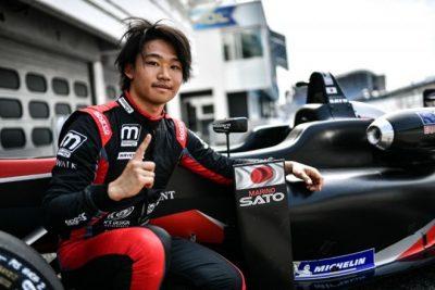 Sato arrebata el liderato en la Euroformula con un 'Grand Slam' en la primera carrera en Hockenheim