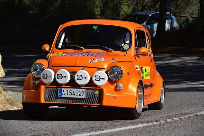 Seat 600 Abarth