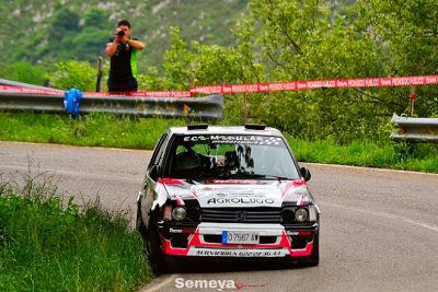 Mora y Bajo repiten victoria en el Rallye Picos de Europa 2019