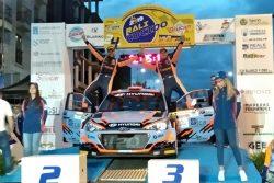 rallye cocido podio ares i20