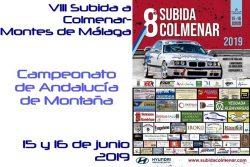 sb a colmenar montes malaga 2019 cartela