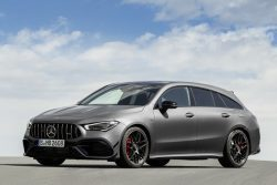 Mercedes-Benz CLA Shooting Brake AMG 45 2019