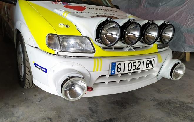 Citroën Saxo Gr. A