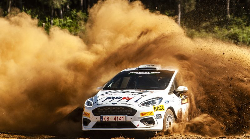 ford fiesta r2t solans proracing
