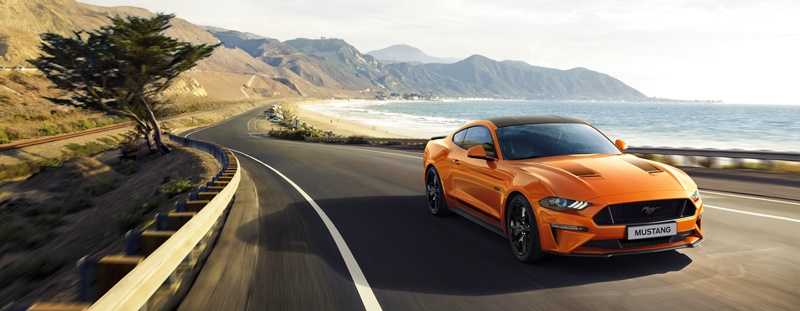 ford mustang 2019 eco boost