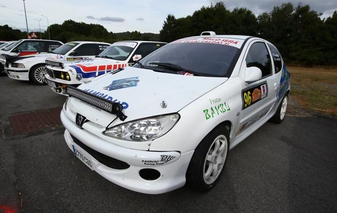 Peugeot 206 XS Desafío Gr A
