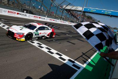 Audi gana el título de Marcas en el DTM dos citas antes del final
