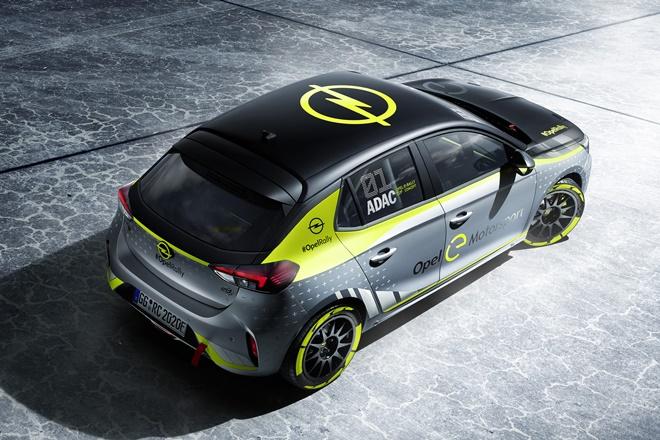 Opel Corsa e-Rally 2019