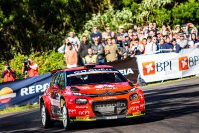 El Campeonato de España de Rallyes con 8 pruebas comenzando en Orense a finales de julio