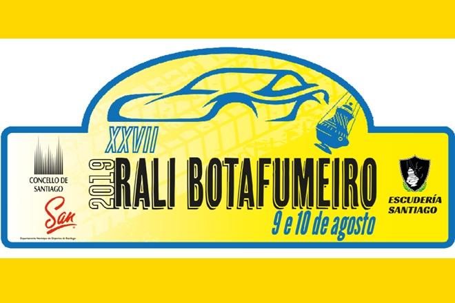 rallye botafumeiro 2019 placa