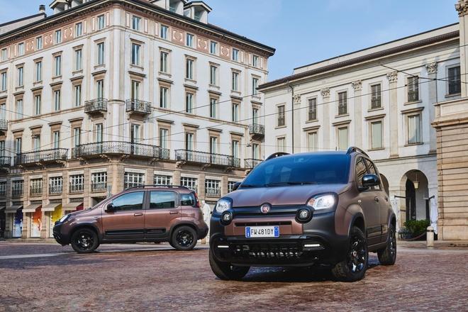 Fiat Panda Trussardi 2019