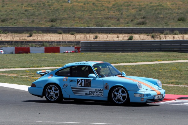 Merce Marti Porsche 964 classic series