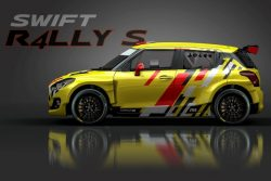 Suzuki Swift R4lly S
