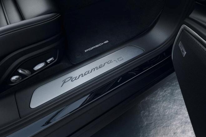 Porsche Panamera 10th aniversario 2019