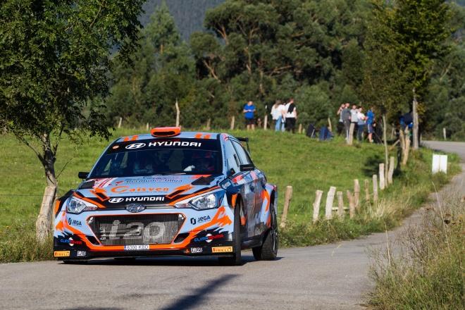 rallye cantabria 2019 ares hyundai i20 r5