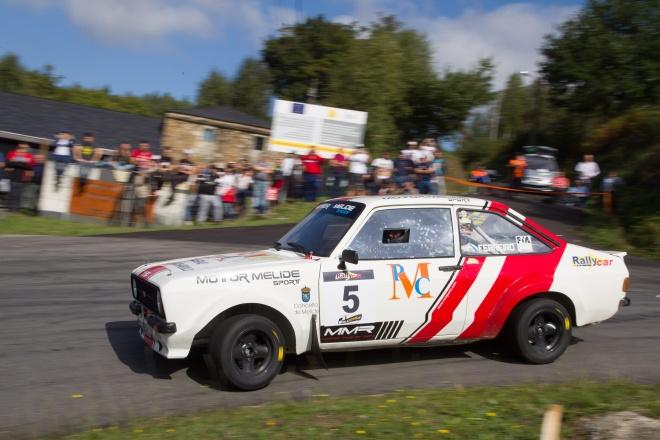 rallye rias altas Ferreiro ford escort 2019