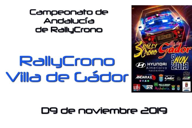 rallyecrono gador 2019 cartela