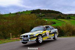 Jairo Suárez pone la guinda en el Rallysprint Villa de Luarca