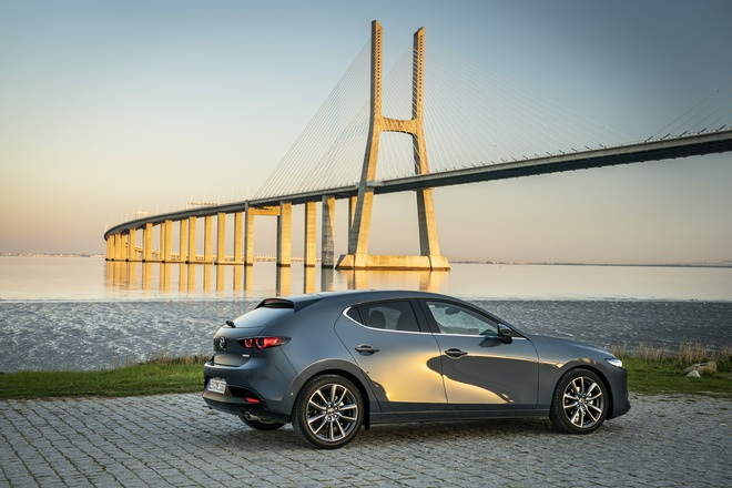 Mazda3 5p 2019