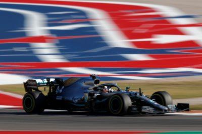 ► F1: Hamilton logra su sexto Mundial de F1