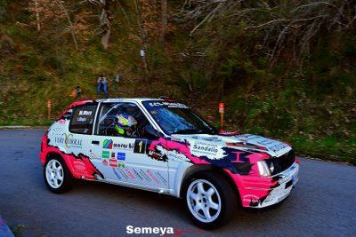 Victoria para Ordoñez y título para Mora en el XXXI Rallye Cangas de Narcea