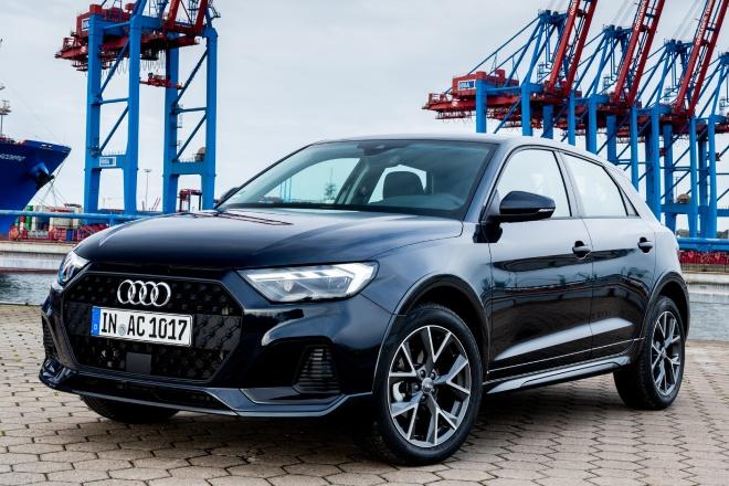 Audi A1 Citycarver 2019 ficha