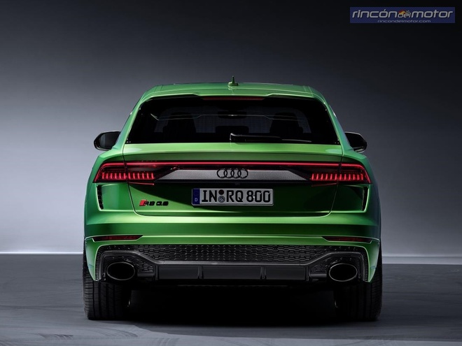 Audi RSQ8 2020