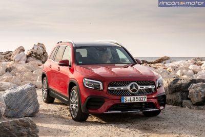 Mercedes-Benz GLB 2019-10
