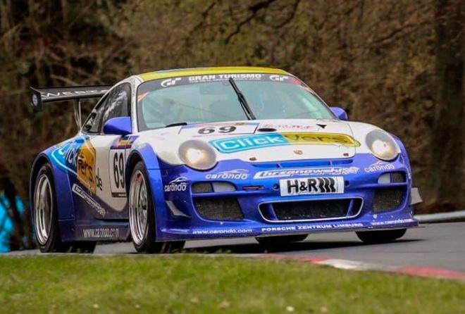 Porsche 997 GT3 Cup 2011 evoluciones GT3R