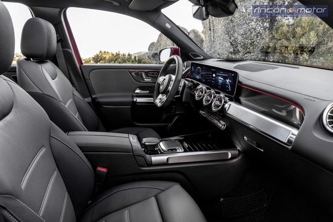 Mercedes-AMG glb 2020