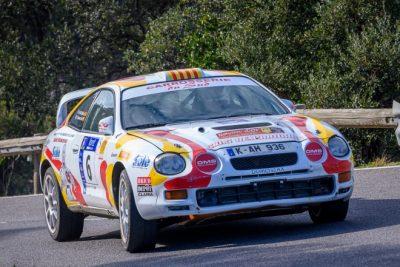 Los franceses Genesca-Villani se imponen en el Rallye Lloret de Mar