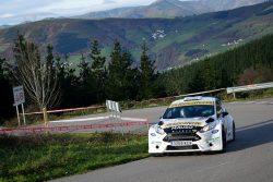 Oscar Palacio en el 24º Rallye A Coruña, primera cita del Súper Campeonato R5 – Recalvi.