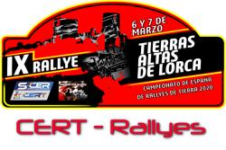 Resultado: ¿Quiénes ganarán el Rallye Tierras Altas de Lorca?
