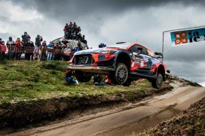 Sordo arranca su octava temporada con Hyundai en el Mundial de Rallyes