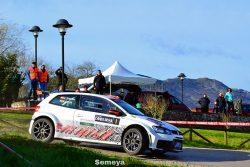 Dos de dos para Ordoñez – García en el II Rallysprint Cares Deva