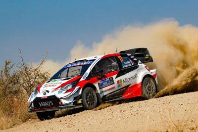 El Campeonato del Mundo de Rallyes ante un panorama triste de solo 5 pruebas posibles