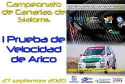 slalom arico 2020 cartela