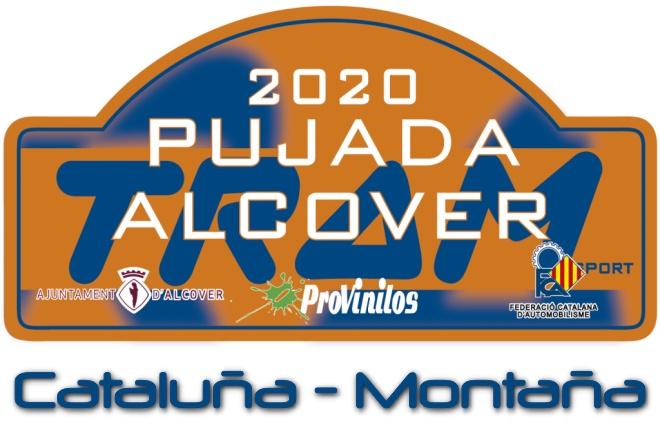 subida alcover 2020 placa