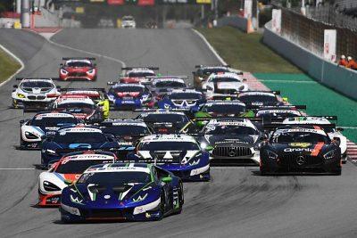 Nueva fecha para la cita del International GT Open en Montmeló